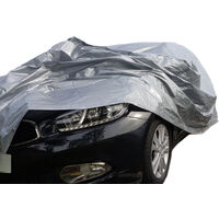 Waterproof Car Cover Reinforced Heavy Duty Full Protection Scratch Proof UV