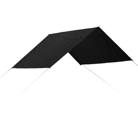 Waterproof Shade Tent Canopy Sun Shelter Outdoor Beach Camping 300X300cm