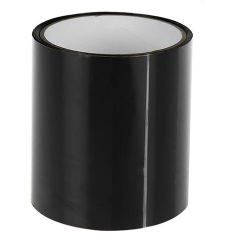 Waterproof Stop Leaks Seal Repairing Tape Black