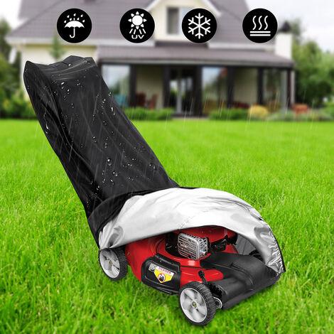 Waterproof Walk Behind Mohoo UV Rain Dust Storage Lawn Mower Pusher