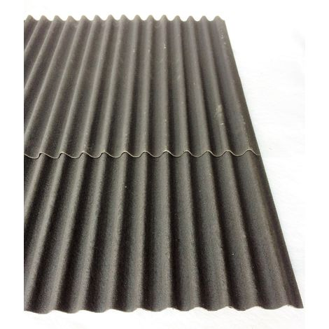 Watershed Roofing kit for 6ftx9ft garden buildings