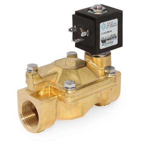 "Watts Magnetventil 3/4"" IG - 26,4mm stromlos offen 230V 2/2-Wege NA 850T34W220NA"