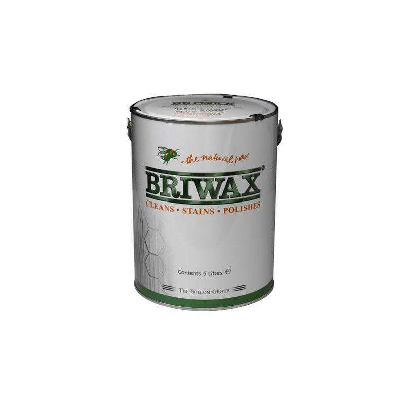 Image of Wax Polish Original Antique Brown 5 litre (BRWWPAB5)