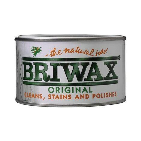 Briwax BW0502101421 Wax Polish Antique Mahogany 400g
