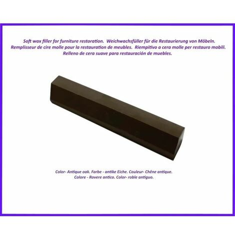 Wax stick for wood and laminate. -Antique Oak Color. Best Of The Elimination Of Defects!