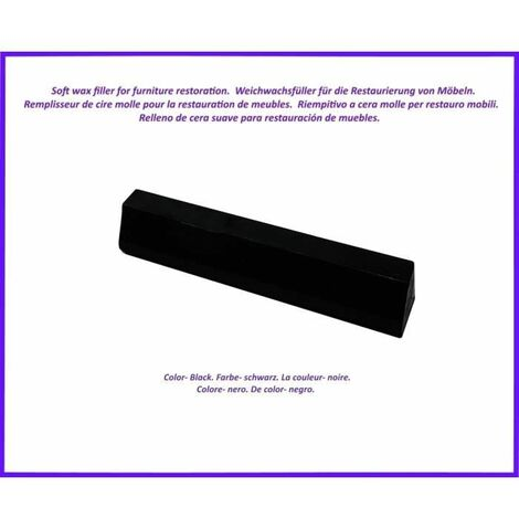 Wax stick for wood and laminate. Black Color. Best Of The Elimination Of Defects!