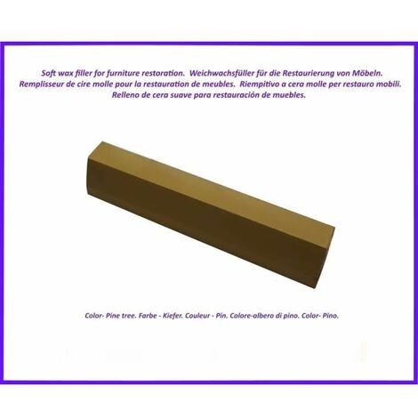 Wax stick for wood and laminate. Color -Pine Tree. Best Of The Elimination Of Defects!
