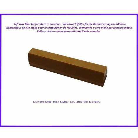 Wax stick for wood and laminate. -Elm Color. Best Of The Elimination Of Defects!