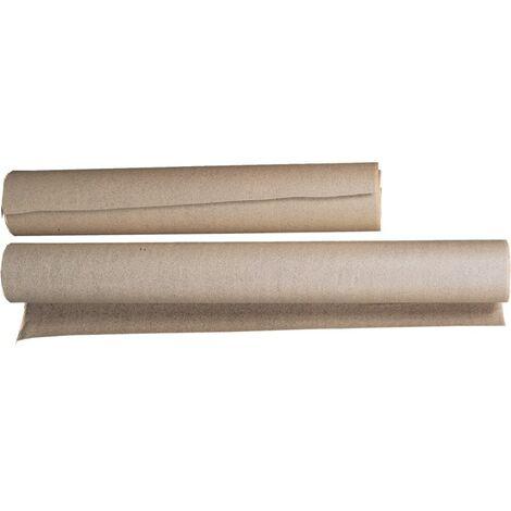 Waxed Kraft Paper Rolls