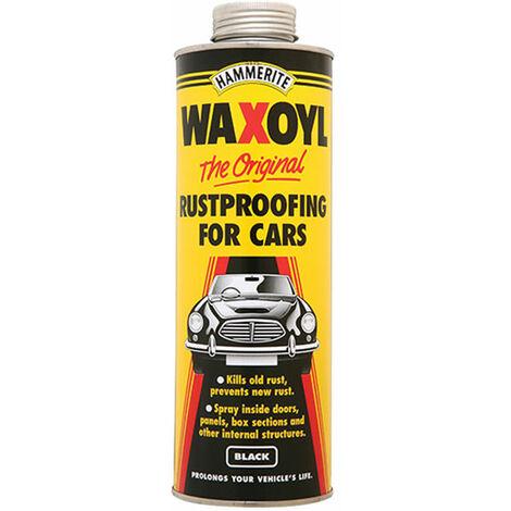 Waxoyl Black Schutz 1 Litre (HMMWAXBLSZ1L)