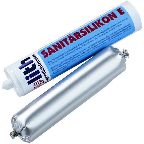 WBV Sanitärsilikon, 300 ml, grau