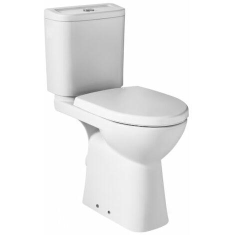 WC Access tanque bajo salida horizontal