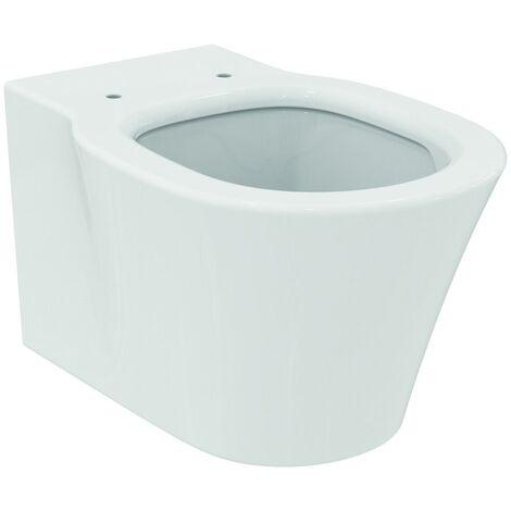 WC AquaBlade à montage mural Ideal Standard Connect Air, E0054, Coloris: Blanc avec Idéal Plus - E0054MA