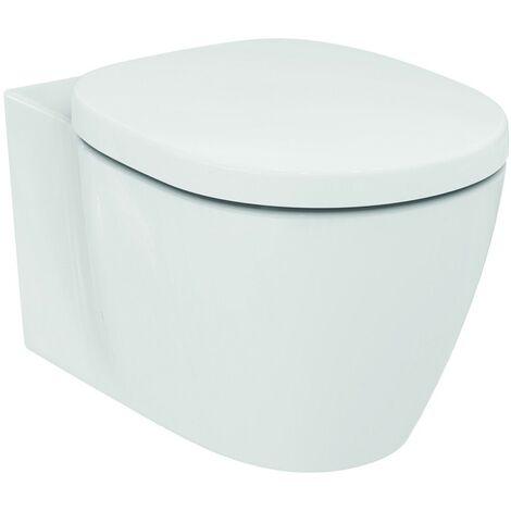 WC AquaBlade Ideal Standard Connect lavable par le mur E0479, Coloris: Blanc avec Idéal Plus - E0479MA