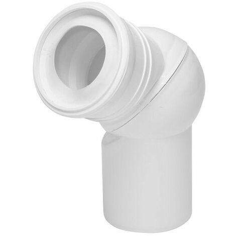 WC Atlasbogen 110 mm Verstelbar
