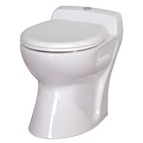 WC Broyeur intégré ANCOFLOW en céramique blanc
