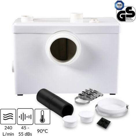 WC Broyeur Sanitair Broyeur sanitaire - 600W