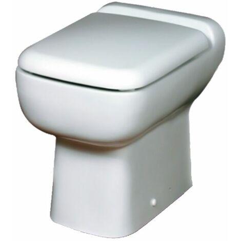 wc céramique rectangulaire avec broyeur incorporé - luxe 50 - pulsosanit