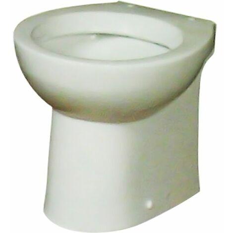wc céramique sans abattant avec broyeur incorporé - junior 45 - pulsosanit
