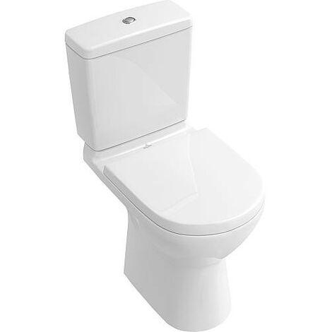 WC combi VetB O.Novo blanc sortie horizontale, lxpxh: 360x670x400