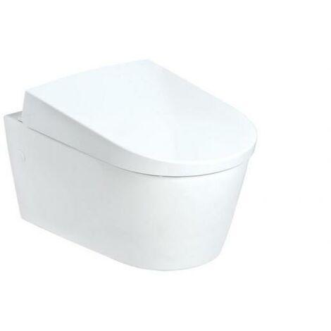 WC COMPLET GEBERIT AQUACLEAN SELA WC SUSPENDU BLANC ALPIN