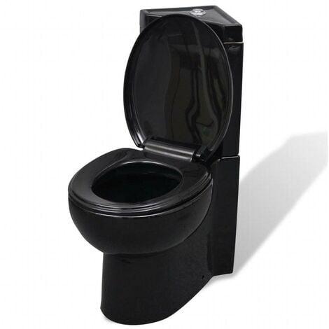 WC Cuvette céramique Noir HDV03836