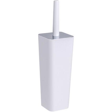 Wc Garnitur Toilettenbürste Klobürste Bürstenhalter Bürstengarnitur Candy Weiß