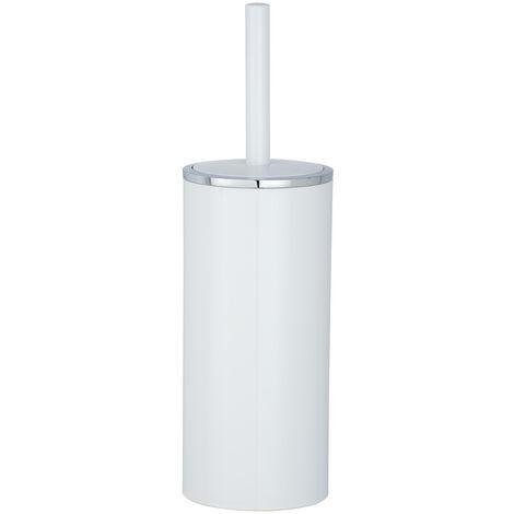 Wc Garnitur Toilettenbürste Klobürste Bürstenhalter Bürstengarnitur Inca Weiß
