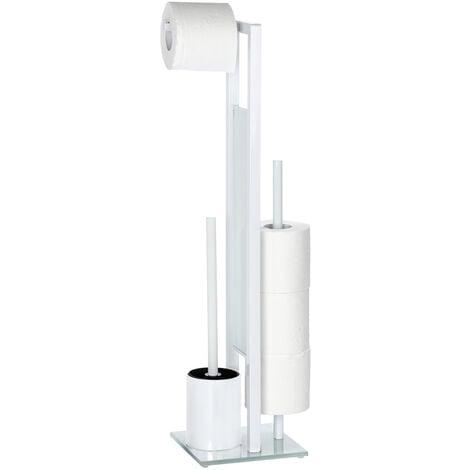 Wc Garnitur Toilettenbürste Klobürste Bürstenhalter Bürstengarnitur Rivalta Weiß
