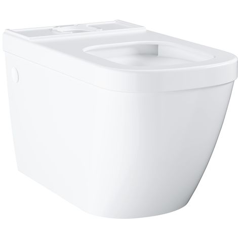 Grohe EuroCeramic Floor standing WC for close coupled combination, Alpine White (3933800H)