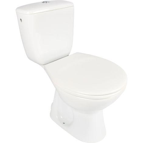 WC-Kombination Laguna | weiß