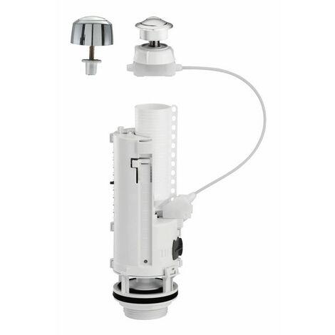 WC - Mechanismus doppeltes Volumen mit Kabel 32500010 - SIAMP: 32 5080 07