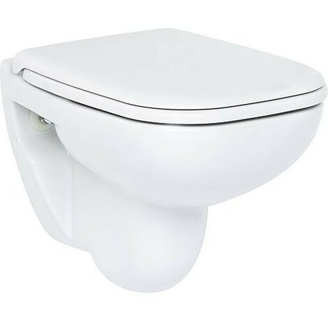 WC mural Duravit D-Code Compact 480 mm Blanc