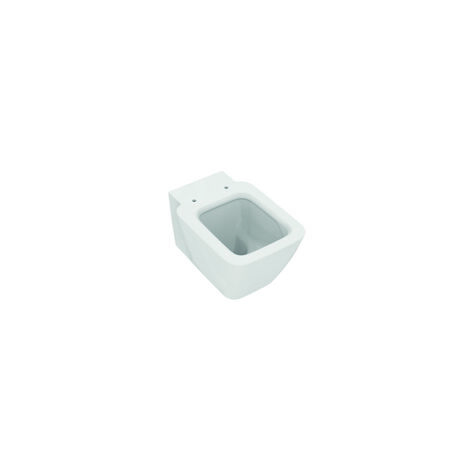 WC mural Ideal Standard Strada II AquaBlade T2997, kit de fixation inclus, Coloris: Blanc avec Idéal Plus - T2997MA
