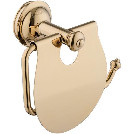 WC-Papier Halter Gold Antik Retro Klorollenhalter