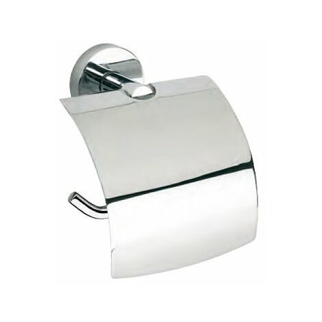 WC-Papierhalter, moderner Klorollenhalter, Bad Accessoires, chrom