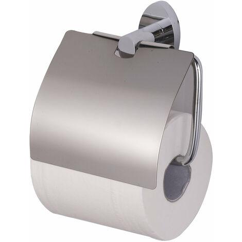 WC- Rollenhalter in Chrom-Optik STEFANIE