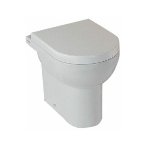 WC SANS REBORD À POSER AFFLEURANT JAZZ