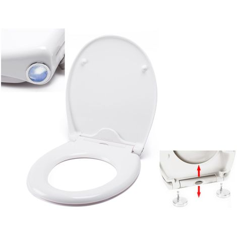 WC Sitz LED