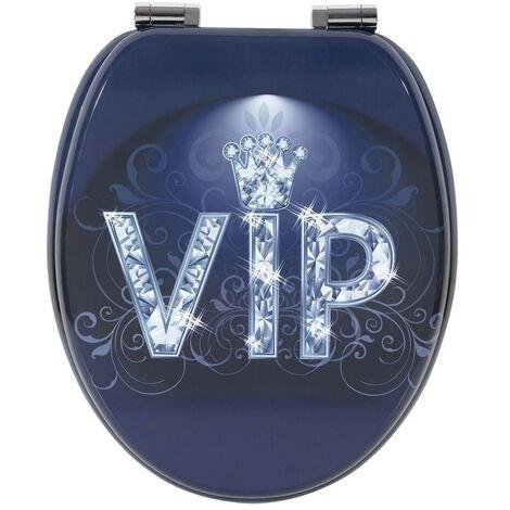 WC-Sitz MDF mit Absenkautomatik VIP II