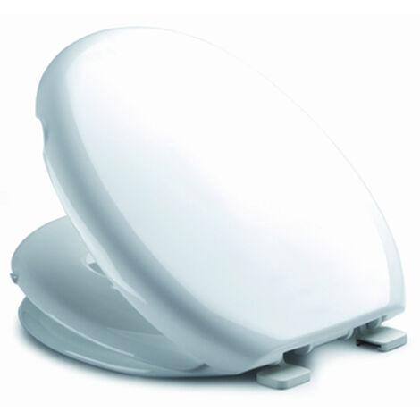 WC-Sitz Toilettendeckel Weiß Mod. Baby'n'family
