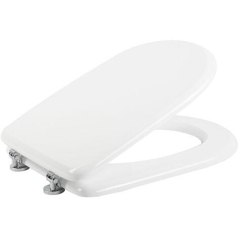 WC-Sitz Toilettendeckel Weiß Mod. Sintesi 2.0