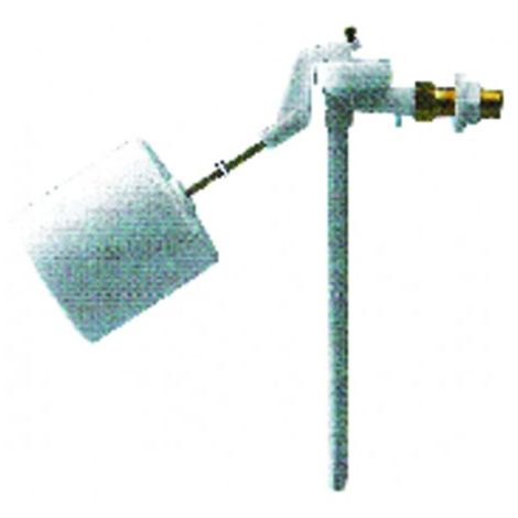 Wc - Standard float valve M3/8 lateral - SIAMP : 30 1000 07