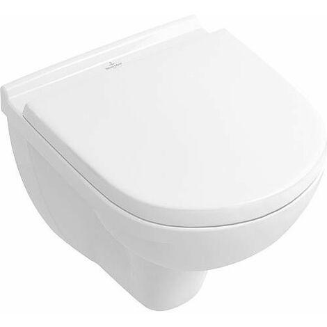 WC suspendu à fond creux Compact O.Novo