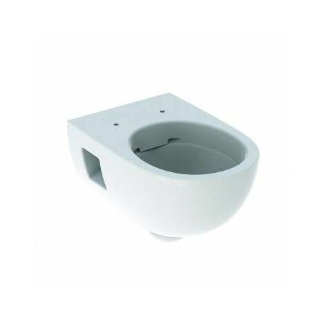 wc suspendu a fond creux geberit renova, rimfree: t=54cm, blanc Ref. 203050000 GEBERIT