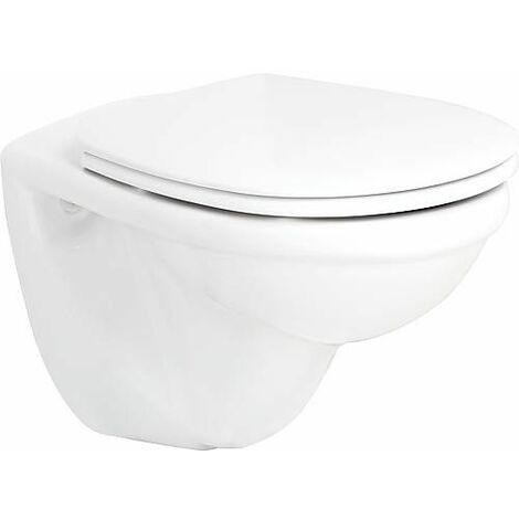 WC suspendu Duravit D-Code basique, blanc 360x555mm