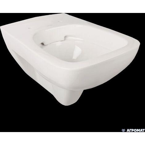 WC suspendu GEBERIT Renova Rimfree - Sans bride - 360x340x540 mm - 202170000