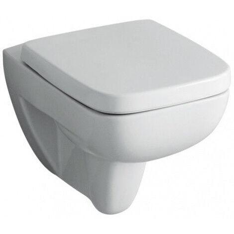 WC suspendu GEBERIT Renova Standard - Avec bride - 360x340x540 mm - 202150000