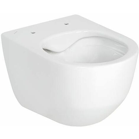 WC suspendu Laufen PRO compact, sans bord de rincage lxhxp: 360x340x490mm