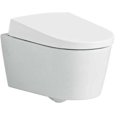WC suspendu lavant AquaClean SELA Geberit - Blanc